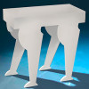 Cleo Table - White