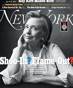 New York Magazine April 2015