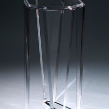 Glacia Table Clearly Classic - Clear