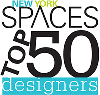 new york spaces top 50 designers