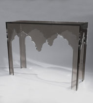 Alexander Console Table Smoke
