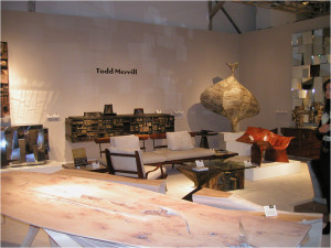Todd Merrill Antiques - Booth at Design Miami 2010