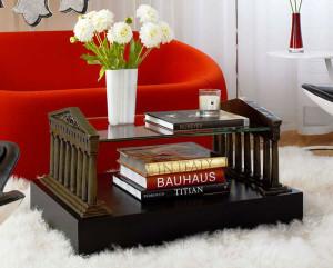 Parthenon Table