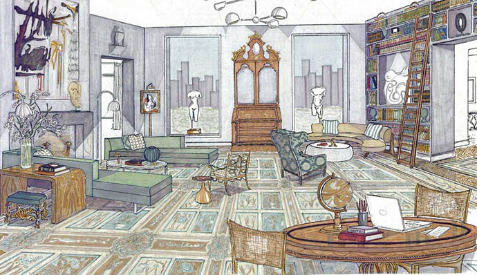 The Luxury of Choice Designing at the Plaza Hotel