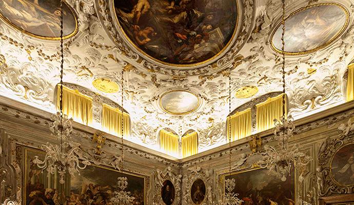 A Celebration in Palazzo Barbaro