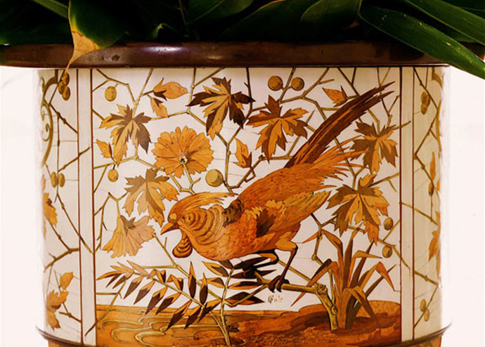 Marquetry – Masterpieces in Wood