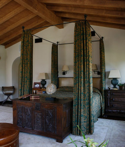 Spanish Style Bed