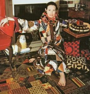 Gloria Vanderbilt Patchwork