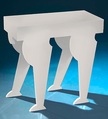 Cleo Table – White