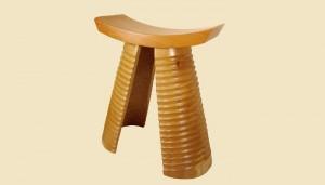 Vintage Congo stool