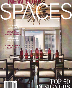 New York Spaces Top 50