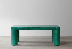 Wolcott Parchment Coffee Table